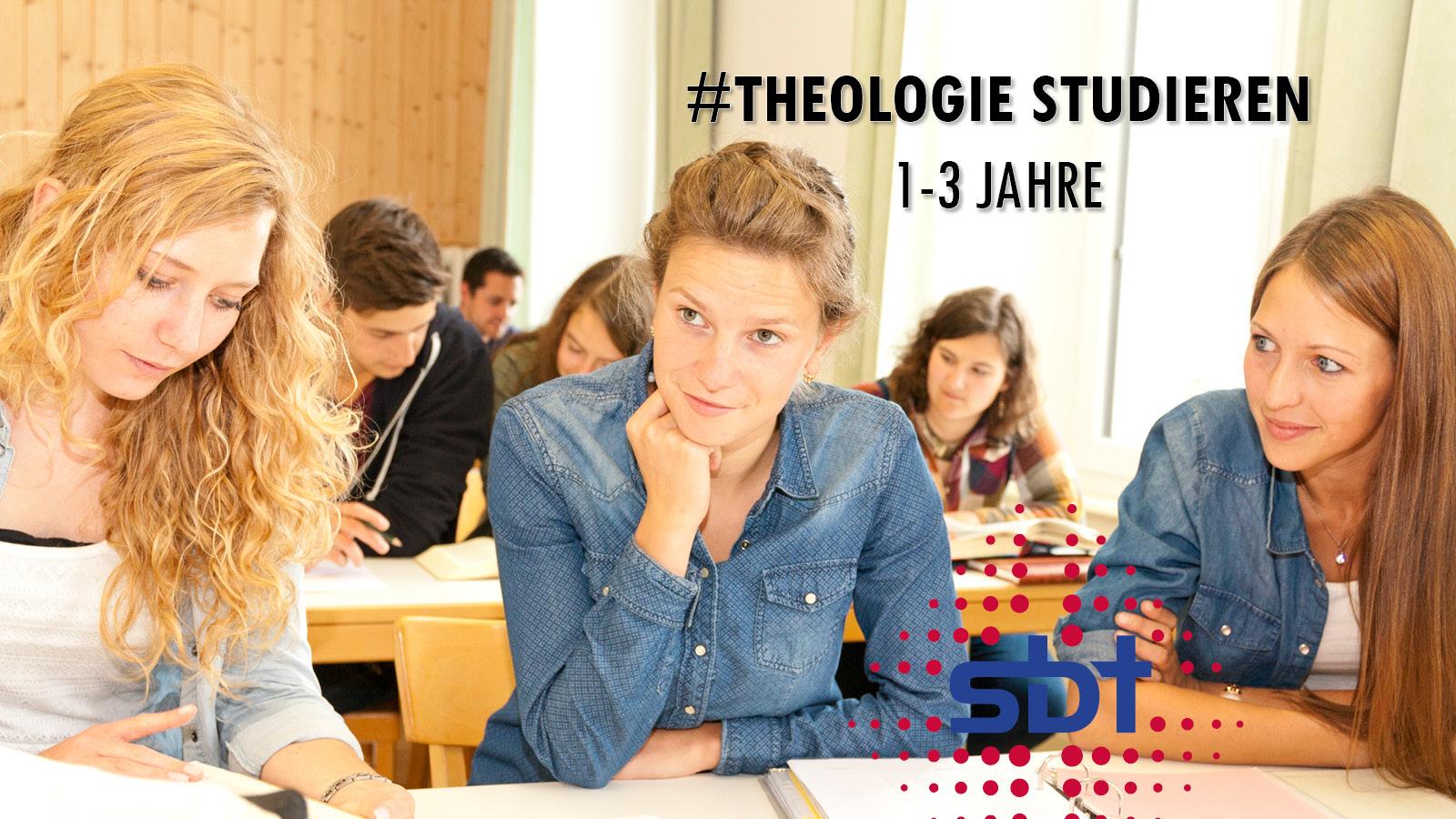 Studierende im Unterricht