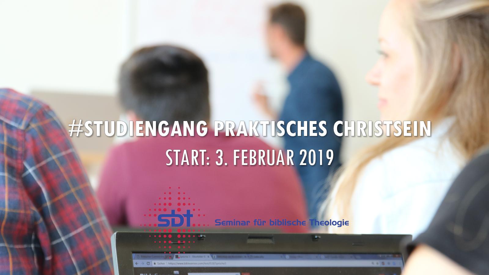 Studiengang Praktisches Christsein
