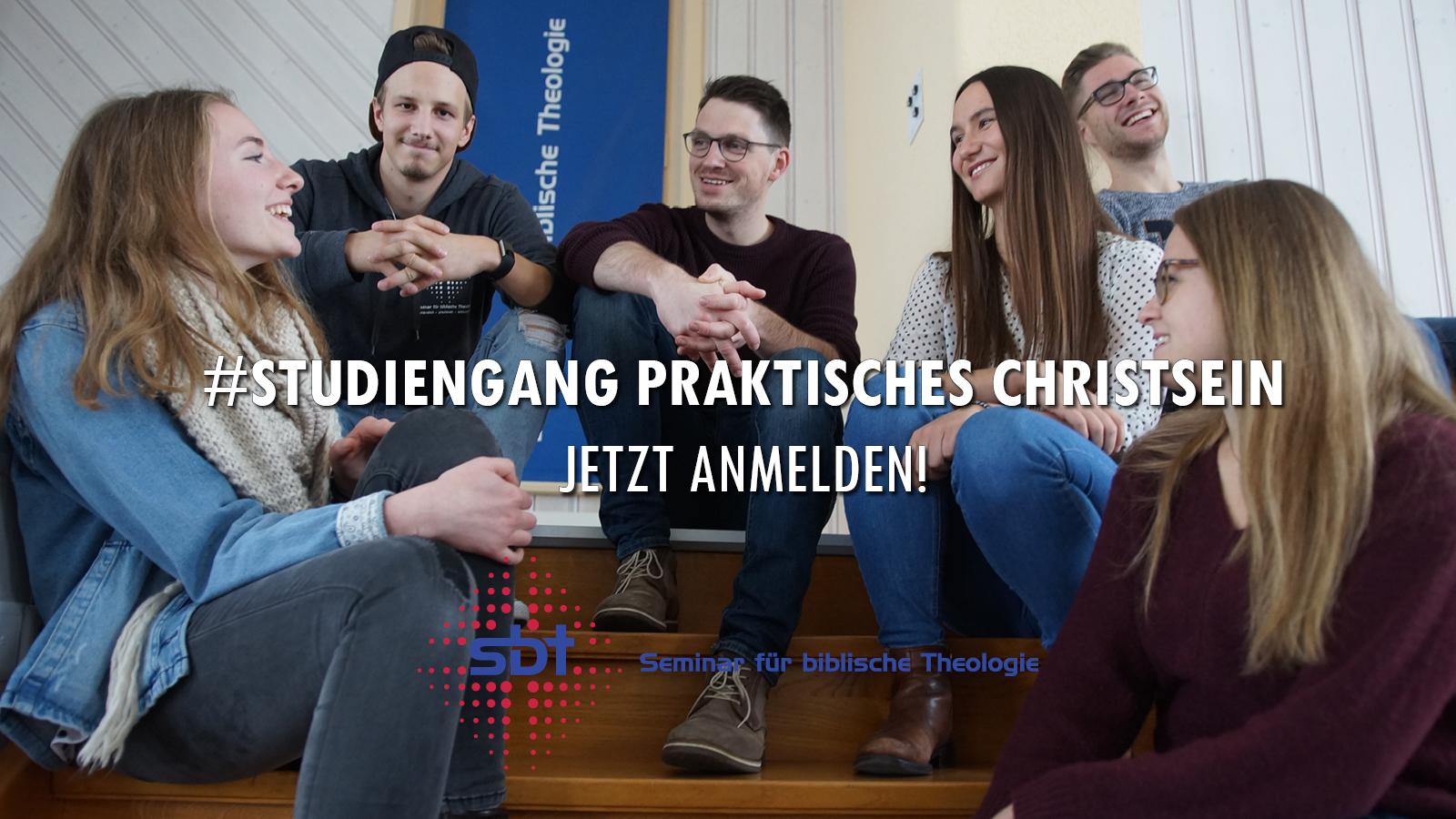 Studierende erleben Gemeinschaft