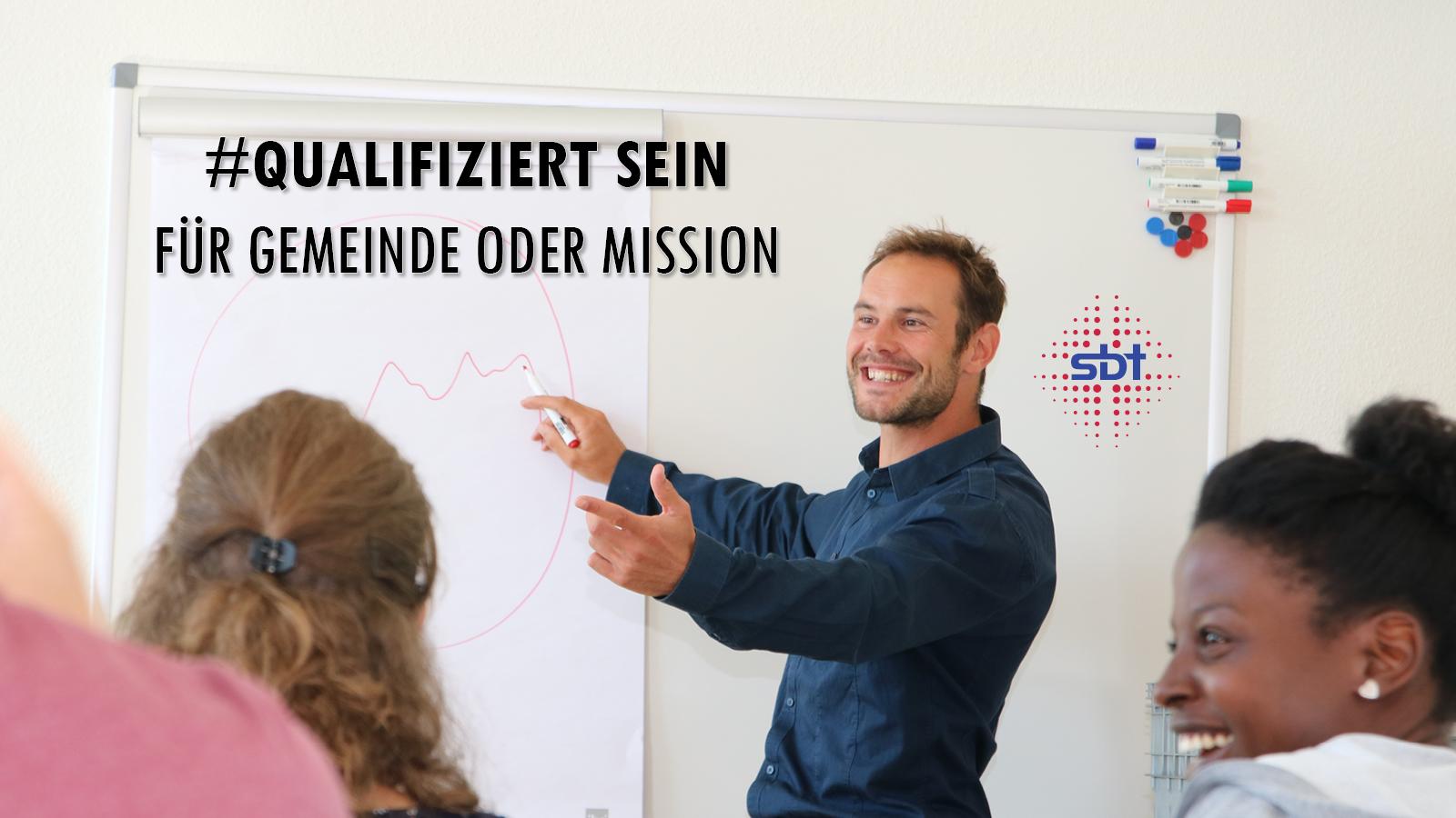 Qualifizierten Unterricht im SGM